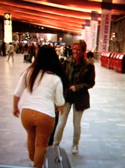 Dette bilde er fra jeg var med i programmet sporløs på tv2 i mars 2011.
